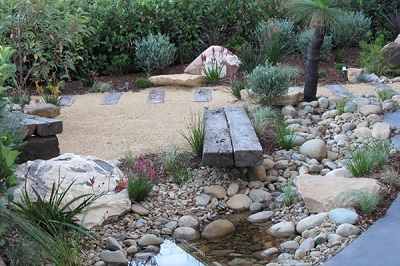 Modern Native Garden Mona Vale