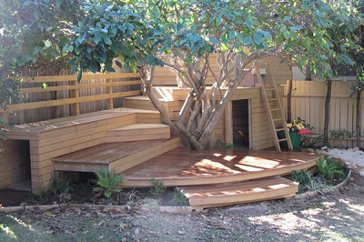 Kids Play Garden Design Sydney