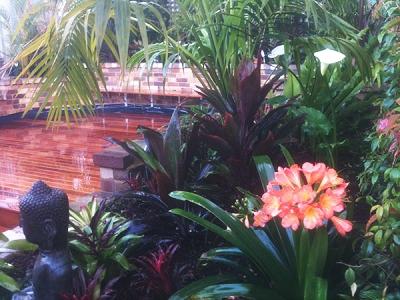 Balinese Garden Design Perth Garden Design