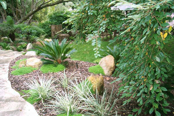 Japanese Garden Design Natural Garden Design Ideas