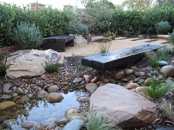 Before and after garden photos landscaping before and after for Australian native garden design ideas
