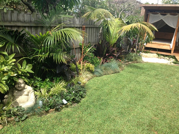 Before and After Landscaping Photos Garden Before and