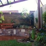garden after makeover